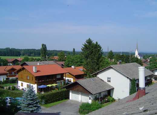 Ländliche Dachgeschosswohnung Mit Schönem Blick