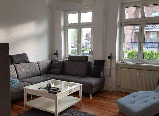 Helle 5-Zimmer-Erdgeschosswohnung mit Küche in Ingelheim am Rhein