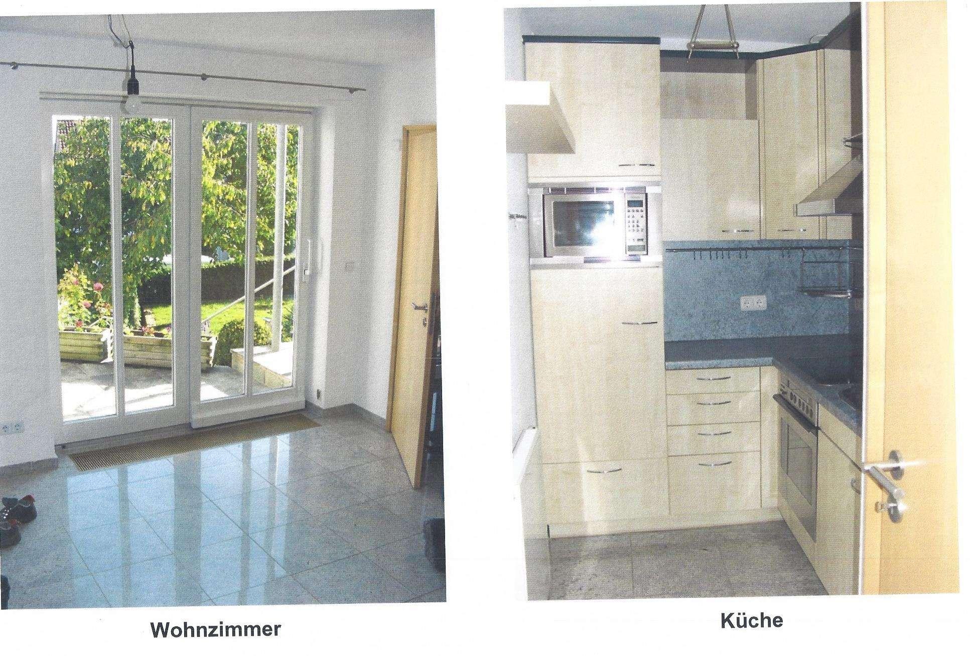 Sehr gepflegte 3-Zimmer-Wohnung mit Terrasse und Einbauküche in Dorfen in Dorfen