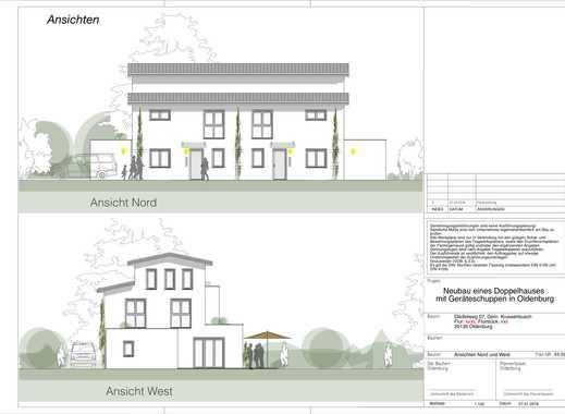 TOP NEUBAU Doppelhaushälfte DHH mit Carport und Gartenanlage KFW-55