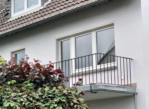 Gepflegte helle und ruhige 1-Raumwohnung, renov. 2018, KDB,  mit Balkon in Essen, Haarzopf
