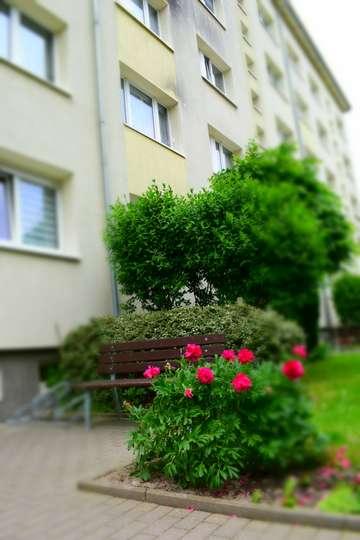 Bezugsfertig mit Balkon in Kitzscher