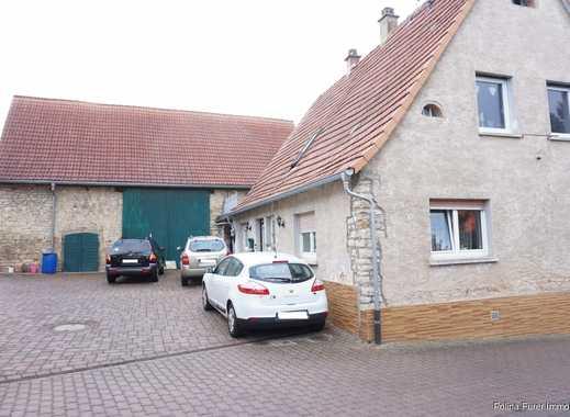 Einfamilienhaus mit Garage und Scheune in Ober-Flörsheim