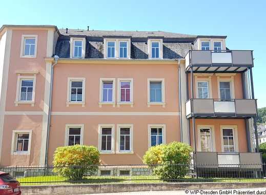 Sanierte 2-Zi.-Dachgeschosswohnung, frisch renoviert...