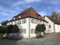 Arbeiten im historischen Gebäude