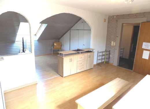 Appartement teilmöbliert mit Küche, Oberhausen ruhige Cityrandlage
