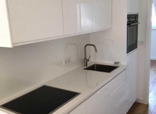 Topsanierte 3 Zimmerdachgeschoßwohnung mit Einbauküche in Bilk