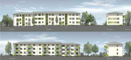 2 Zimmer mit Balkon im modernisierten MFH in Strietwald (Aschaffenburg)
