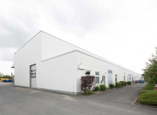 Hochwertige Halle mit neuwertigem Büro! Nahe A42/ A2/ B 224