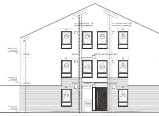 Barriere-arme Neubau-Wohnungen