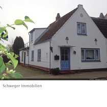 Historisches Altstadthaus in Friedrichstadt zu
