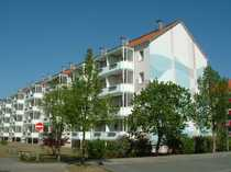 Geräumige 2-Raum-Wohnung mit großem Balkon