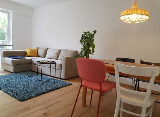 Feinstes und stilvolles Zuhause in München, schöne Terasse und Garten