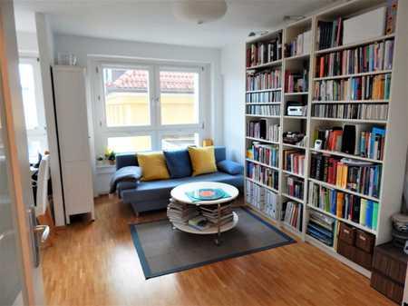 Helles, gemütliches 1-Zimmer-Apartement in Haidhausen in Haidhausen (München)