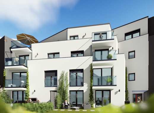 2-Raum Neubau-Wohnung in der KTV