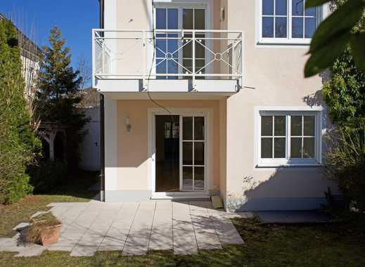 1 Grund mehr. - Helle DHH mit 4 Schlafzimmern und Kamin am Forstenrieder Park