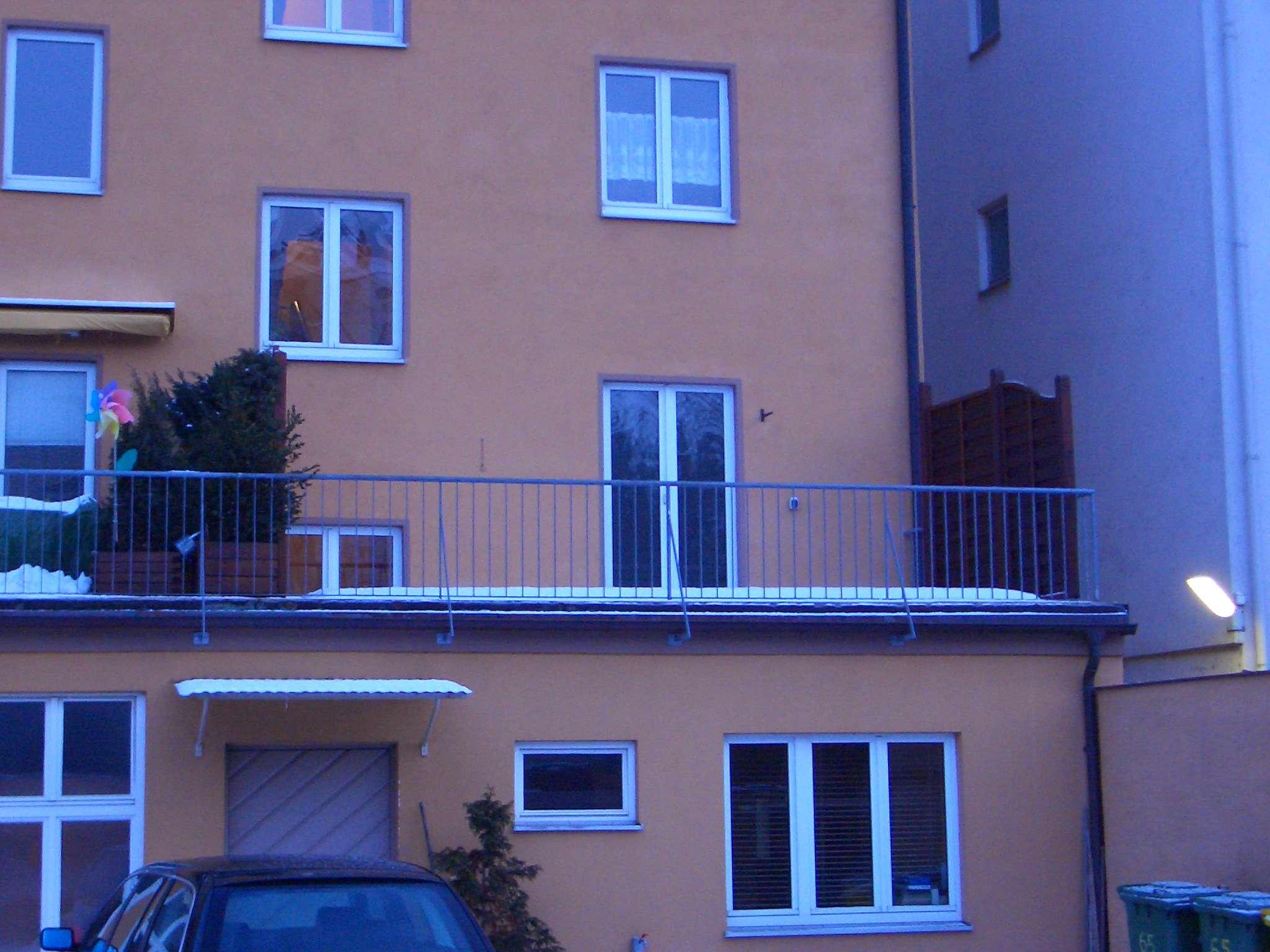Modernisierte 2-Zimmer-Terrassenwohnung mit Balkon in Augsburg in Augsburg-Innenstadt