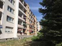 Zentral gelegene 2-Zimmer-Wohnung mit Balkon