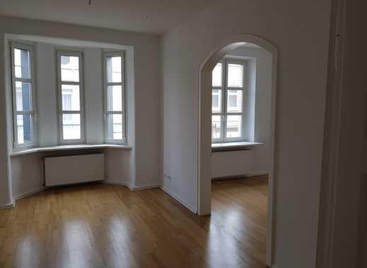 Erstbezug nach Sanierung einer 3 Zimmer Wohnung mit Balkon