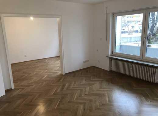 Erstbezug nach General - Sanierung: exklusive 2,5-Zimmer-Wohnung mit Balkon und Garten in Nürnberg