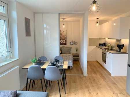 Erstbezug nach Renovierung: voll möbliertes 1,5-Zimmer Apartment - ab sofort frei in Ramersdorf (München)