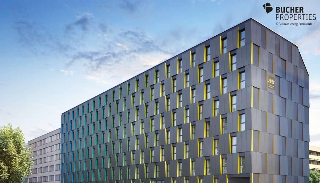 1-Zimmerappartment, zentrale Lage mit Alpenblick in Pasing (München)