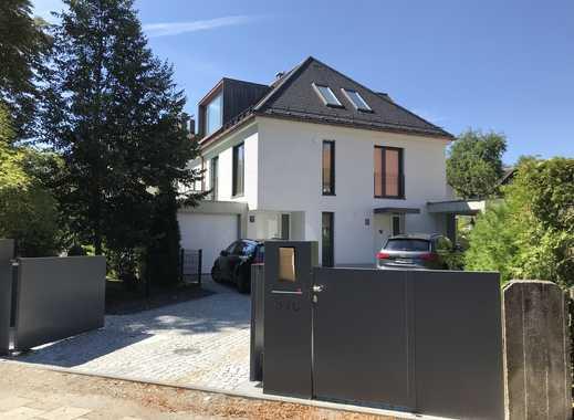 Exclusive Neubauvilla (DHH) in München, Obermenzing