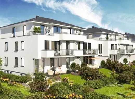Anspruchsvolle 2-3 Zimmer Neubauwohnungen in modernen Stadtvillen in zentraler Lage in Lilienthal
