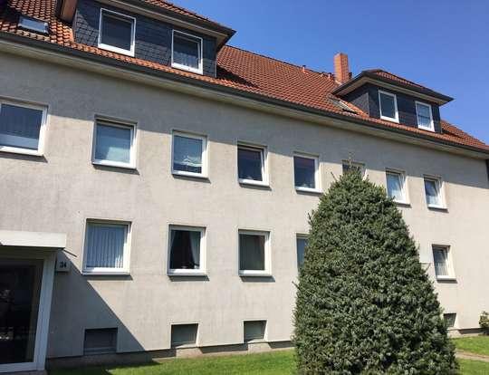 Renovierte 2-Zimmer Dachgeschosswohnung in Garbsen, Langer Acker 34