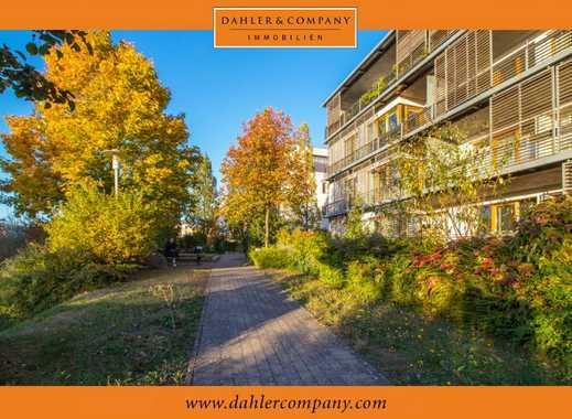 Ökologisch Wohnen mit hauseigener Gartenanlage