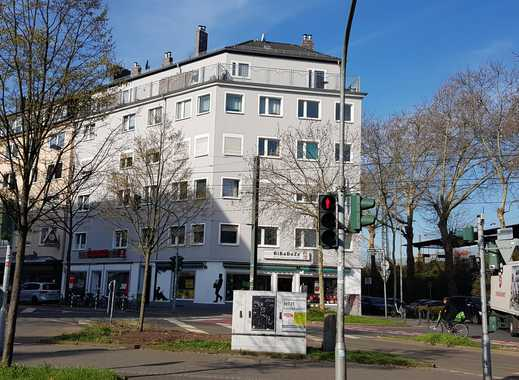 Zentral, Bilker Bahnhof, Düsseldorfer Arcaden, Real, ...ohne Balkon, renovierungsbedürftig