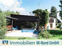Freistehendes Einfamilienhaus mit traumhaften Garten