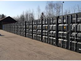 Container Ansicht