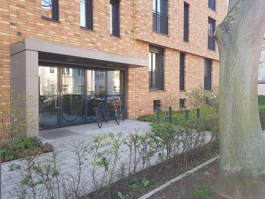 Zooviertel: Moderne 4-Zimmer Wohnung mit großen Balkon, Leisewitzstraße 35