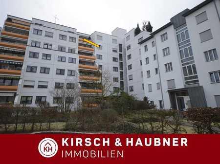 Frisch renoviert! Begehrte 2-Zimmer-Terrassenwohnung im Stadtzentrum,  Neumarkt - Badstraße in Neumarkt in der Oberpfalz (Neumarkt in der Oberpfalz)