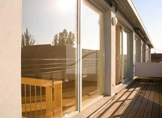 *** 4-Zimmer | einmaliges Penthouse | Wohnung | EBK möglich | Parkblick | 2 Bäder | Südterrasse ***