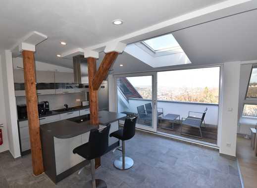 Erstbezug: Luxus-Apartment über der Stadt - Luxury apartment newly built