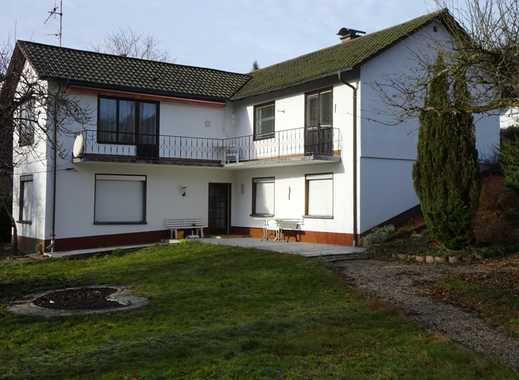 - Steinen - Wohnhaus auf 3.300 m² - ca. 1.830 m² Bauland - in absolut ruhiger, sonniger Lage