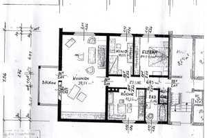 3 Zimmer Wohnung in Wolfsburg
