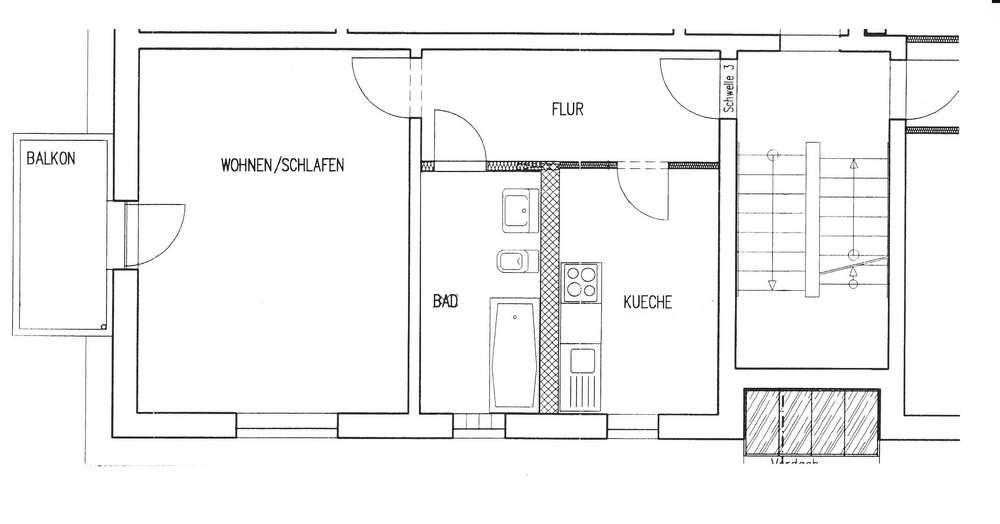 Grundriss 2 EG Haus 5 links 1-