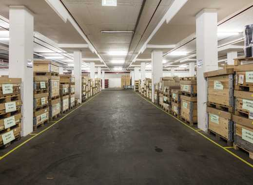 Lagerhalle 2.400 m² ab sofort frei