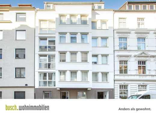 PEMPELFORT - ZENTRAL u. RUHIG! Komplett modernisierte 2 Raum Wohnung mit perfektem Grundriss!!!