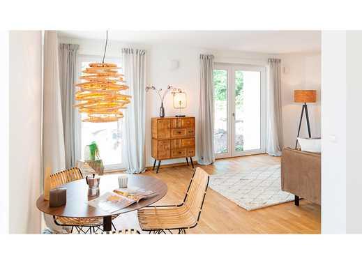Lichtdurchflutete 4-Zimmer-Wohnung mit durchdachtem Wohnkomfort und herrlicher Loggia