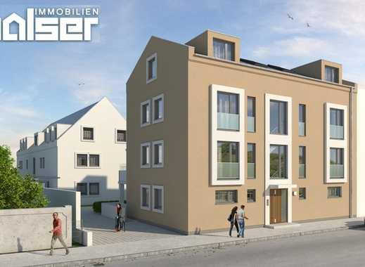 WALSER | Exklusive 2-Zimmer-Neubauwohnung in Lechhausen
