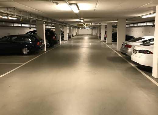 Tiefgaragenplatz Bockenheimer Warte / Leipziger Straße