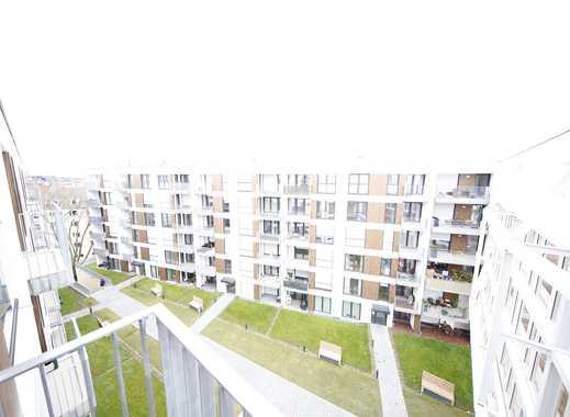 Perfekt aufgeteilte Zweiraumwohnung mit Loggia auf 52 qm