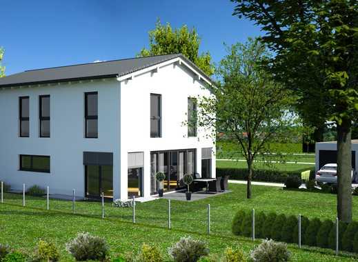 Familienparadies in Vaterstetten - Moderne, hochwertige Villa in bester Wohnlage! VERKAUFT!