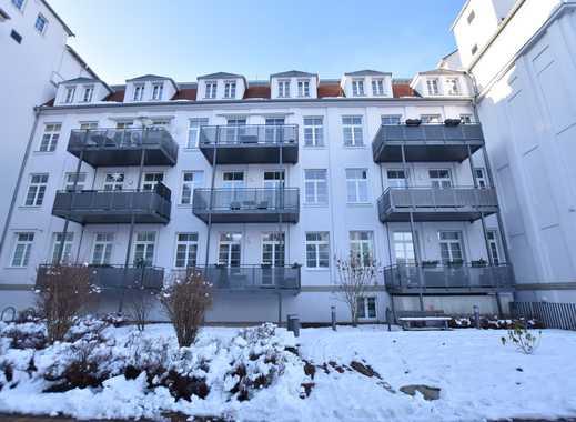 Neuwertige 3-Raum-Wohnung in Dresden Striesen