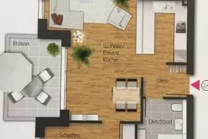 2 Zimmer Wohnung in Böblingen (Kreis)