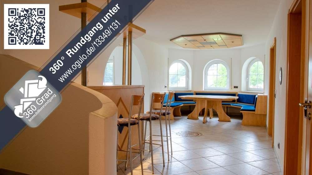 Gepflegte 4 Zimmer- Erdgeschosswohnung in ruhiger Lage in Pegnitz (Bayreuth)